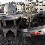 مستند تخریب مسجد rooyeshresane.ir - رویش رسانه